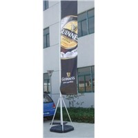 Advertising Flagpole