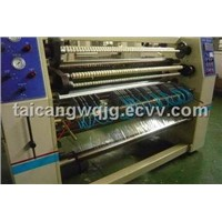 Bopp Tape And Stationary Tape Slitting Rewinding Machine