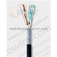 lan cable-cat5e UTP outdoor cable