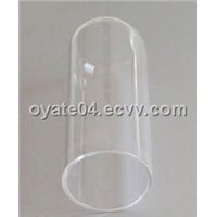 Clear Fused Glass Tube/Quartz Tube