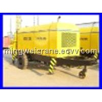 construction machinery-concrete pump