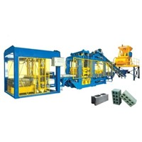 Full-Automatic Block Making Machine / Block Machine