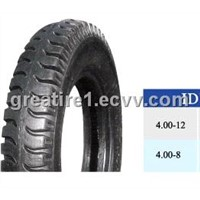 Motorcycle Tyre & Inner Tube (Natural And Butyl)