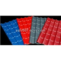 Palstic Roofing Tile