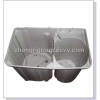 plastic mould for washing machine