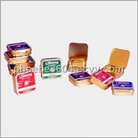 Small Candy Tin Box (A058-19)