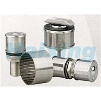 Stainless Steel Filter Strainers Nozzels