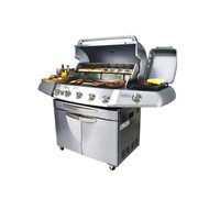 Stainless Steel Grilling (GH-B5)