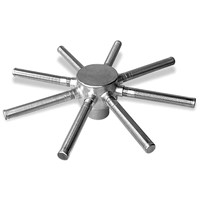 Stainless Steel Hub & Header Laterals