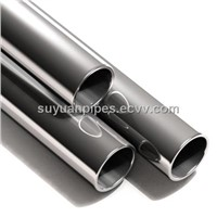 stainless steel round pipe (Polish)