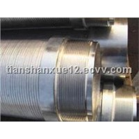 stainless steel wedge wire screen,Johnson screen,V wire wrap screen,stainless steel screen