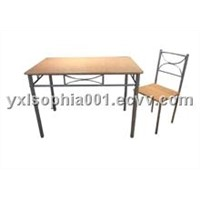 Steel Tube Table