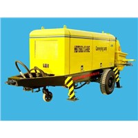 Trailer Concrete Pumps HBT8013