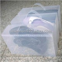Transparent Shoe Box (TFPP010)