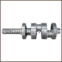 Steel Forged Crankshaft