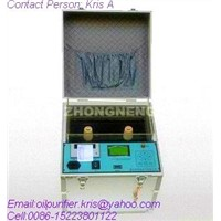 Fully Automatic Insulating Oil Dielectric Strength Tester (BDV Tester)