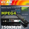Digital TV Receiver with MPEG4 H.264 HE-AAC