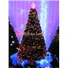 Mini LED Fiber Optic Christmas Tree