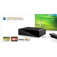 1080P High Definition HDD Media Player