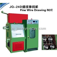 24DH High Speed Wire Drawing Machine