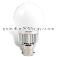 3W LED Light Bulbs (LLB-16-B22-1W3)