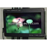 "7"" LCD Adverting Player on Goods Shelf"