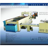 A4/A3 Cut Size Paper Sheeter with Wrapping Machine