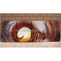 Abstract Oil Painting (dgm01-405)