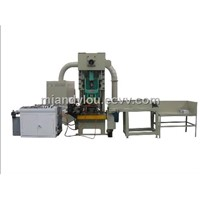 Aluminum Foil Food Container Making Forming Machine
