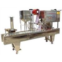 Automatic Fill &Seal Machine for Cup