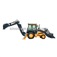 Backhoe Loader with Side Shift (SWB30-25T)