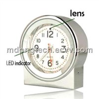 CCTV-Mini Clock DVR Spy Camera (MDS-6738)