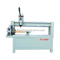 Chixing cylinder craft wood engraver_CX-1200Y
