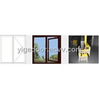 Color Aluminium Alloy Window