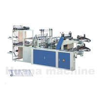 Computer Control Rolling Bag Making Machine