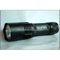 Cree MC-E Tactical Outdoors Cycling Led Flashlight (1*26650 battery)