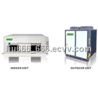 Duct Concealed Split Type Air Conditioner (High Static Pressure)