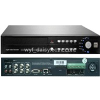 Economic  Real Time DVR(4-CH H.264)