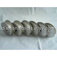 Electroplated Diamond Grinding Wheel for Friction Material