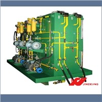 Electrostatic Oil Coater