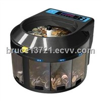 Electrical Euro Coin Counter
