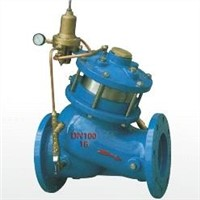 Filter Piston Type Hydraulic Control Valve