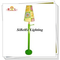 Flower Design Children's Floor Lamp