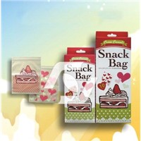 Four colors printer Snack bags