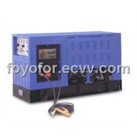 Generating & Welding Dual-use series gen-set power from 2kW~12Kw, Welding current from 50~300AMP