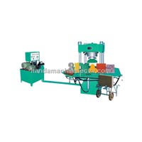 Multifunctional Pavement-Brick Hydraulic Forming Machine (HQY-2500)