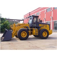 Hydraulic Loader with 3m3 Bucket Capacity