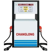 fuel dispensers with LED display