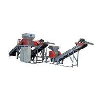 Large-Scale Dry & Wet Type Waste Copper Recycling Line