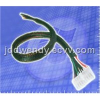 Nylon / PET Braided Expandable Sleeving
